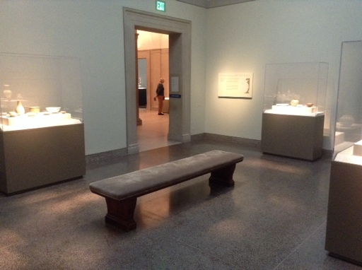 Freer gallery with seatingq